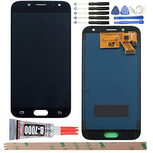 YHX-OU para Samsung Galaxy J5 2017 J530 SM-J530F de reparación y sustitución LCD Pantalla táctil digitalizador + Herramientas