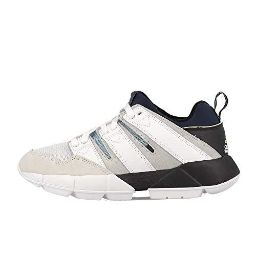 Adidas EQT Cushion 2, Zapatillas de Deporte para Hombre, Negro (Negbás/Ftwbla/Griuno 000), 39 1/3 EU