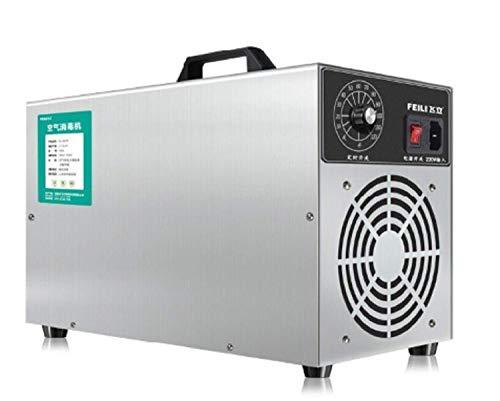 Generador de Ozono Portátil 3g/h. Máquina de Ozono para Uso Industrial y...