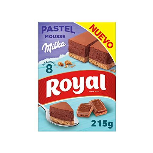 Royal, Pastel Mousse mit Milkaschokolade, Pulver, 8 Portionen, 215 g