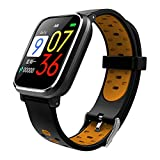 Digital watch Ecran Couleur Fashion Smart Bracelet avec comparateur pour jauge de pouls de Pression destiné à la Surveillance du...
