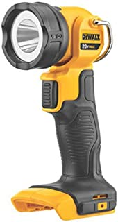 DEWALT DCL040 20-Volt MAX LED Flashlight,Black & Yellow