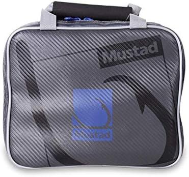 Mustad Rigger Bag Water Resistant 500 Denier Tarpaulin w Water Resistant Zippers One Handed product image