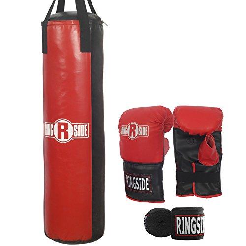 Ringside 50 lb Adult Boxing Heavy Punching Bag Kit