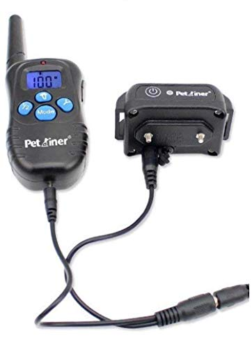 Replacement Charger & Cable for Most Dog Shock Collars Works w/PeTrainer, PetSpy, Petronics, PetTech, Peston, DogWidgets, IPets, PET998, Pet916 Models & Other Dog Training Systems