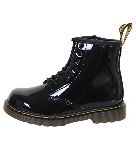 Junior Patent Leather Ankle Boots