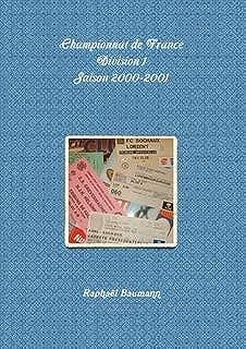 Championnat de France Division 1 saison 2000-2001