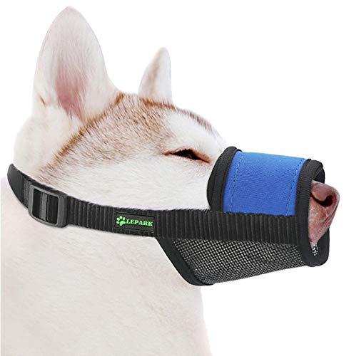 Lepark Soft Dog Muzzle