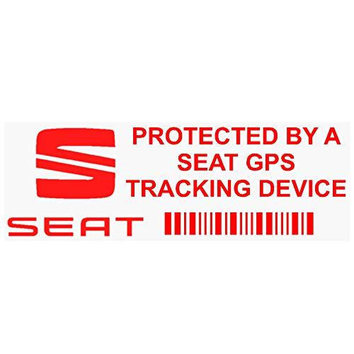 PP - Adhesivo advertencia dispositivo seguimiento