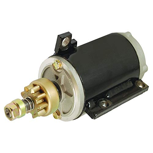 NEW Marine Starter Compatible With Evinrude Johnson Omc 40 50 60 70 Hp Outboard 1960-85 384163 387684 389275 585063 5862