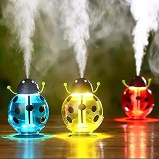 Oficina 500/ml aroma humidificador difusor ultras/ónico raumbefeuchter USB Aroma l/ámpara Aceites Esenciales humidificador con 7/colores estrella//Luna de proyecci/ón /ür Yoga etc. Spa Dormitorio
