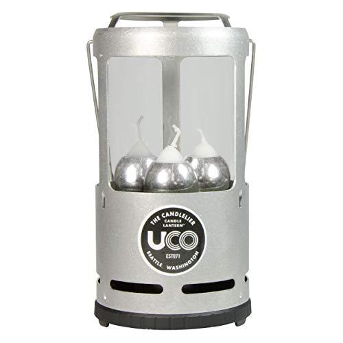 UCO Alu Poliert Candlelier, 642000