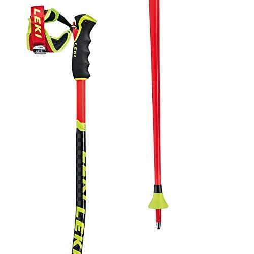 LEKI Unisex-Adult Sporting Goods, neonrot-gelb, 135cm