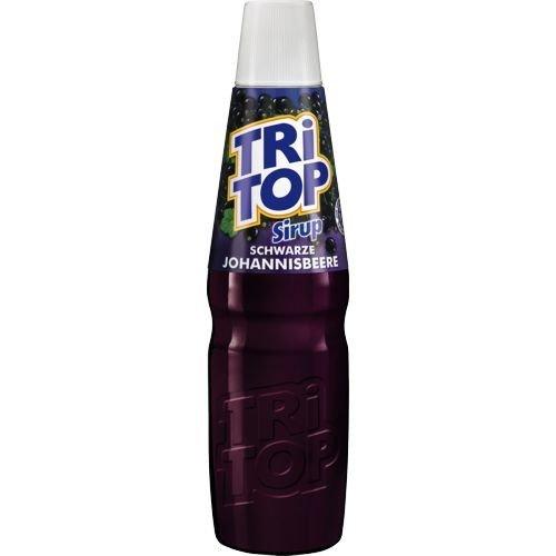 TRi TOP Sirup Schwarze Johannisbeere - 600 ml