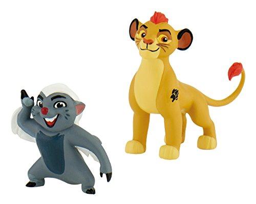 """Bullyland """"Lion Guard"""" - Confezione regalo con 2 figure"""