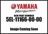 Yamaha 5EL-11166-00-00 Pipe, Breather 1; ATV Motorcycle Snow Mobile Scooter Parts