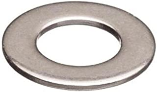 Steel Flat Washer 13//32 ID Pack of 25 1-1//4 OD 3//8 Screw Size Zinc Plated Finish 3//8 Screw Size 13//32 ID 1-1//4 OD 0.100 Thick Pack of 25 0.100 Thick Small Parts ASME B18.22.1 Type B