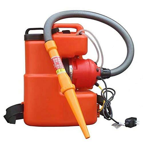 C&JQ ULV Electrica Sulfatadora Fogger Atomizador,20L Mochila Fumigadora Desinfección Pulverizador Nebulizador de...