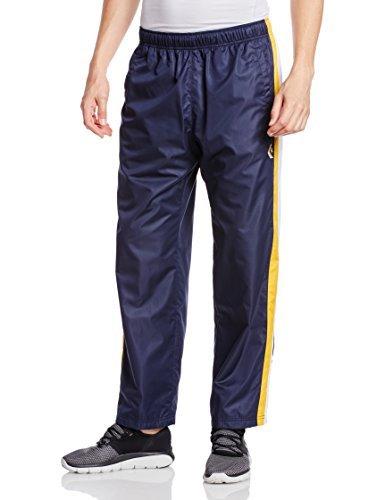 [コンバース] バスケットボール パンツ ウォームアップパンツ(裾ボタン) 撥水 透湿 CB162506P ネイビー/ホワイト 日本 M (日本サイズM相当)