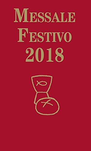 Messale festivo 2018