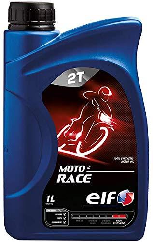 ELF - 194953/401 : ACEITE LUBRICANTE MOTOR MOTO 2 RACE 2T 1L