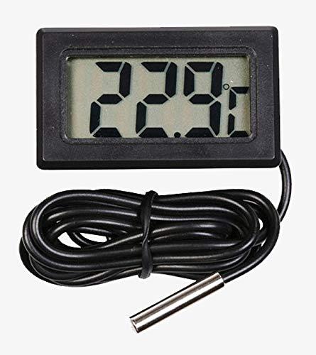 AquaForte Thermomètre numérique avec sonde de mesure