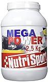 Nutrisport Megapower Sabor Chocolate 2,5Kg. 2500 g