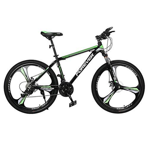 WGYDREAM Mountain Bike Youth Adult Mens Womens Bicycle MTB Mountain Bike,Aluminium Alloy Frame,Men/Women 26 Inch Mag Wheel,Double Disc Brake And Front Suspension Mountain Bike for Women Men Adults