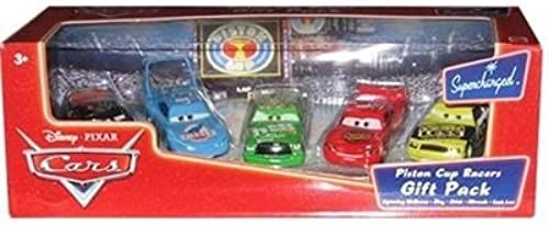 L4052 - Mattel Cars - Cars iston Cup Racers