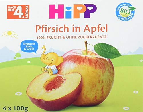 Hipp Fruchtpause Pfirsich, Apfel, 400g