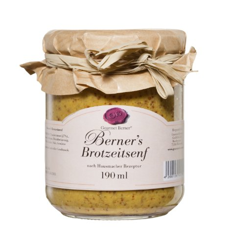 Gourmet Berner, Berner's Brotzeitsenf