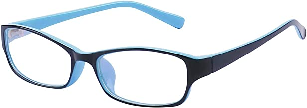 Outray Kids Retro Rectangle Clear Lens Glasses