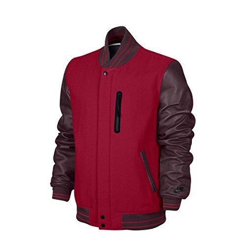 Nike Herren Jacken Destroyer 545942-625 0 M (M, med Team rd Htr/deep Burgundy)