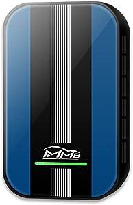 MMB 2021 New Carplay Wireless Adapter Multimedia Video Box for Cars with OEM Carplay, Add Android 9.0 System to Factory Radio, Wireless Carplay Split Screen Mirror Link YouTube Netflix GPS Plug&Play