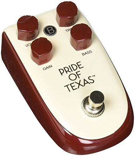 Danelectro Billionaire Tone Pride of Texas · Pedal guitarra
