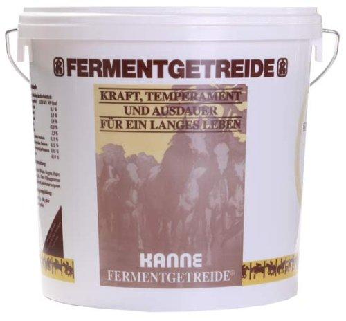 KANNE BIO Fermentgetreide für Pferde und Hunde 7kg Eimer