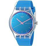 Swatch Gent Standard Quartz Silicone Strap,...