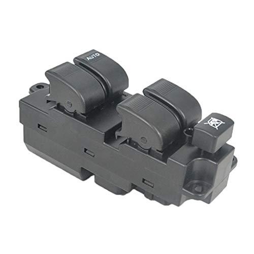 MagiDeal AB39-14540-AB Interruptor de Bloqueo de Ventana Eléctrica Principal Del Lado Del Conductor Delantero Derecho con Reemplazo de Función Automática para