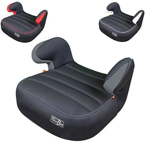 Monsieur Bébé ® Siège auto, rehausseur auto groupe 2 et 3 de 15Kg à 36Kg - 100% fabriqué...
