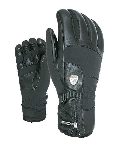 Level Damen Iris W Handschuhe, Black, 8