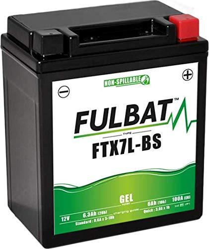 YTX7L-BS BATTERIA FULBAT GEL HONDA CB 600 HORNET 1998 1999 2000 2001 2002 2003 2004 2005 2006