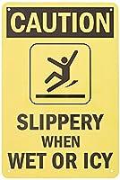 左矢印 メタルポスタレトロなポスタ安全標識壁パネル ティンサイン注意看板壁掛けプレート警告サイン絵図ショップ食料品ショッピングモールパーキングバークラブカフェレストラントイレ公共の場ギフト
