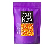 Oh! Nuts Candy Corn Gourmet Easter Treats & Classic Halloween Candy | Old-Fashioned Retro Sweets, Kosher Dragon Teeth | Resealable Bulk Fresh Bag (64 Oz.) | Fun & Festive Holiday Snacking