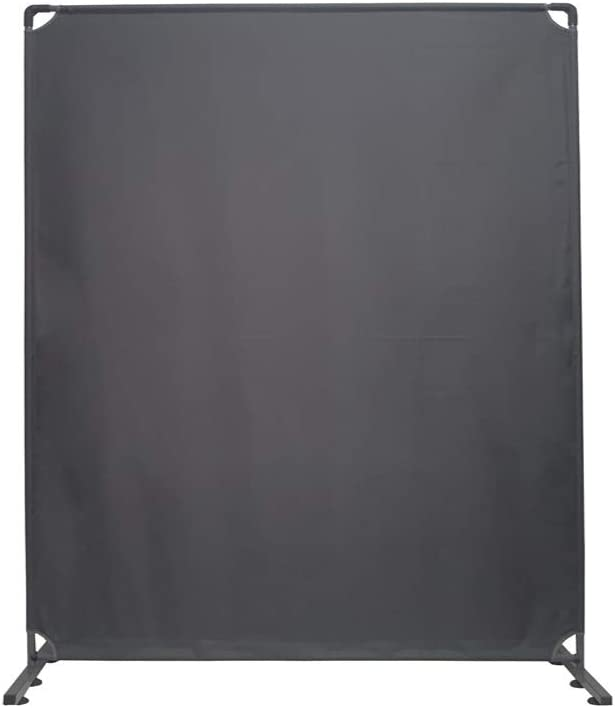 STEELAID Room Divider New products, world's highest quality popular! Office Wall 60'' Under blast sales Gray Partition fo
