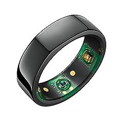 Oura Ring オーラリング Heritage ?model 最新 US9 Black 『NextSims!日本語簡単ガイド付き!』