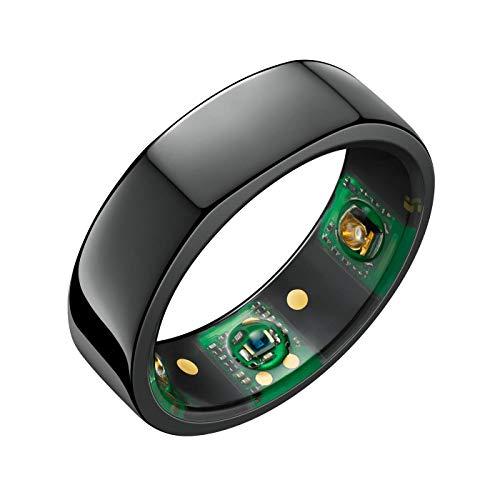 Oura Ring オーラリング Heritage model 最新 US9 Black 『NextSims!日本語簡単ガイド付き!』