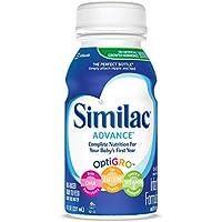 24-Pack Similac Advance Infant Formula with Iron, Baby Formula, 8 Fl Oz