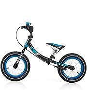 Milly Mally - Kinderloopfiets met 12 inch wielen en draaibaar frame,