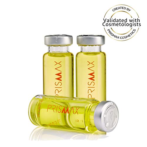 Prismax Nutritivo Deep-Conditioning Hair Treatment - Rejuvenate dry/damaged hair, improve manageability, reduce frizz/porosity with vitamin b6 and b5 panthenol - Formaldehyde-free - 3 Treatments