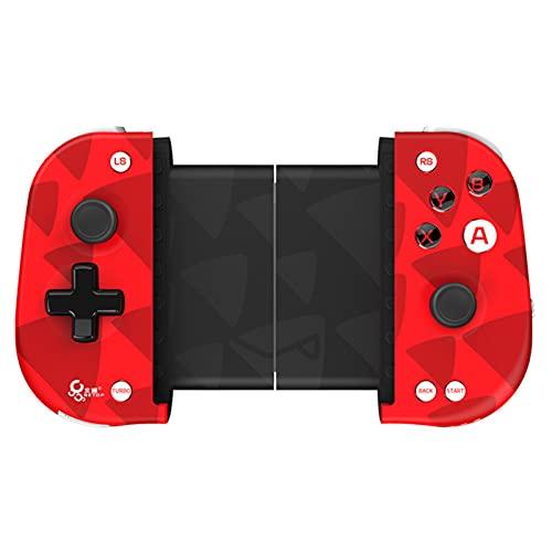 Gamepad telescopico Bluetooth senza fili della maniglia del controller di gioco, controller di gioco per iOS Android, Bluetooth Gamepad Joystick telescopico